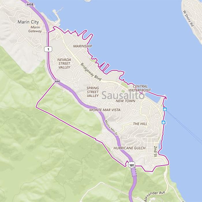 Sausalito Real Estate, Homes & Houses for Sale, Sausalito CA | PARAGON Real Estate Group